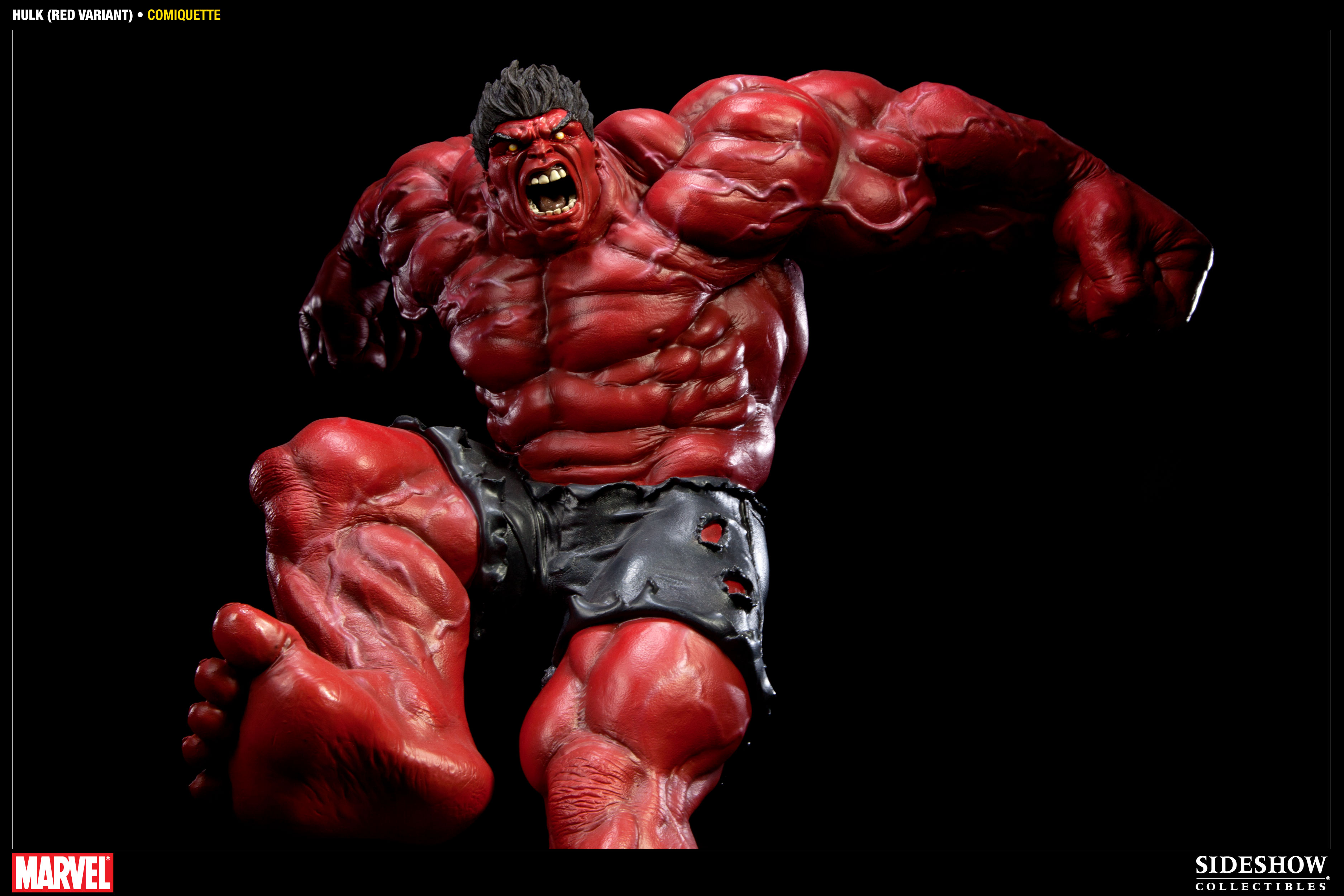 Sideshow - Pictures of red hulk ...
