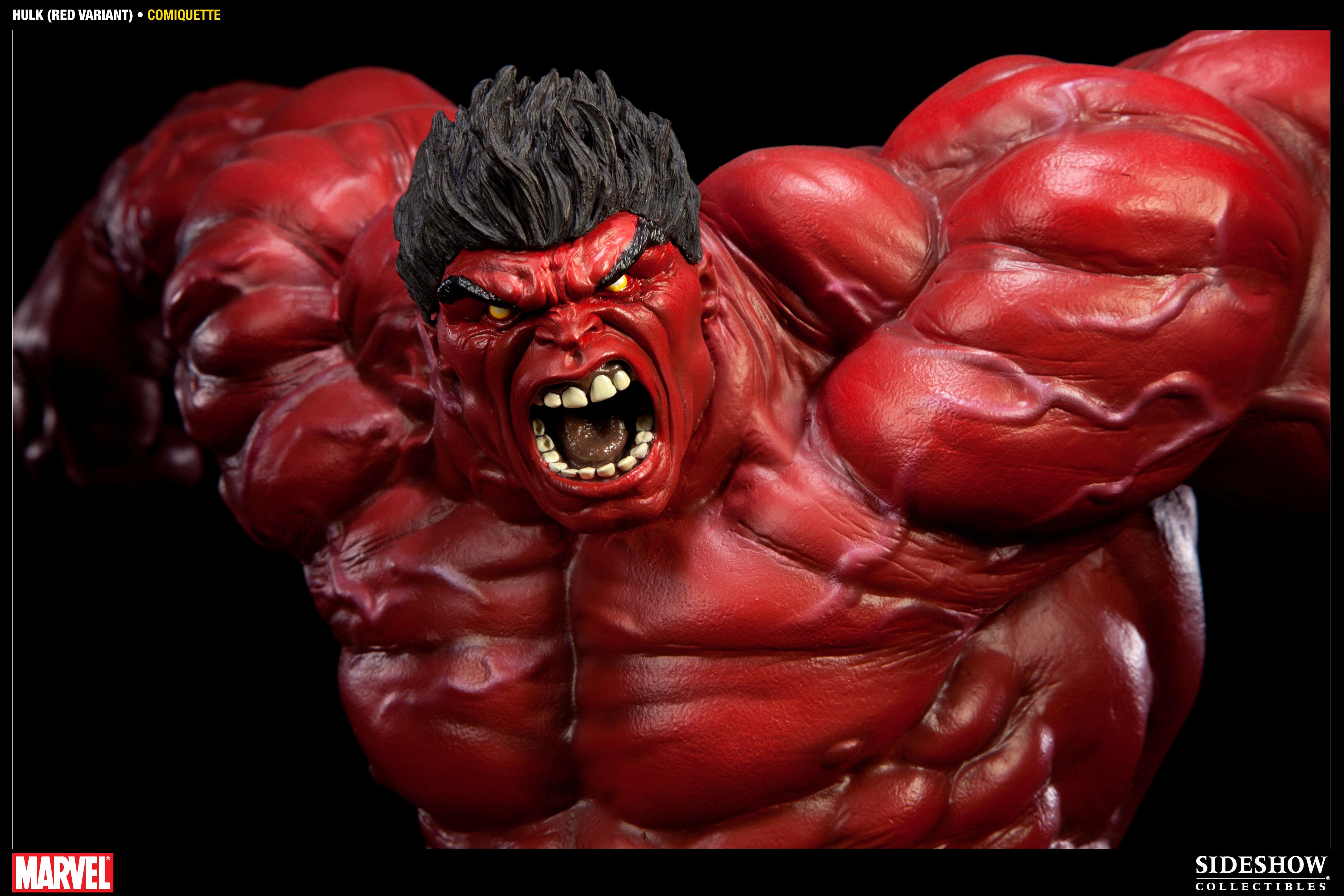 red hulk videos